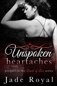 Unspoken Heartaches Jade Royal E-Cover